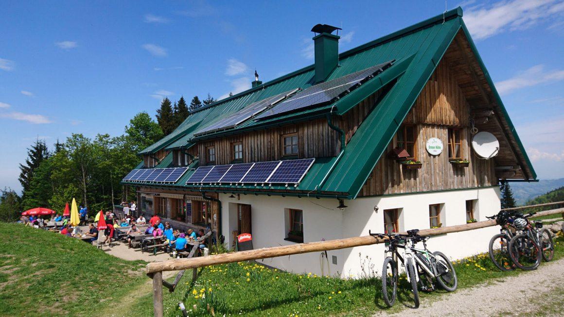 Ennser Hütte Mountainbike-Tour
