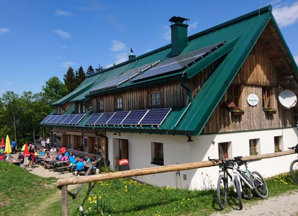 Ennser Hütte Mountainbike-Tour