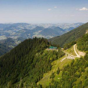 Burgspitz – Almkogel – Ennser Hütte